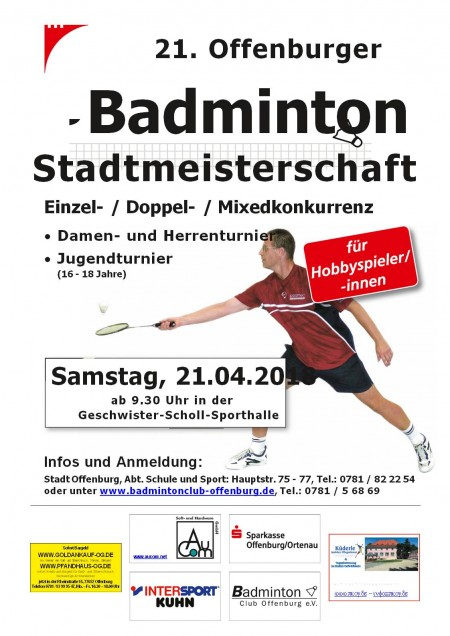 Badminton-Stadtmeisterschaften 2018_Abzug-Plakat-2018