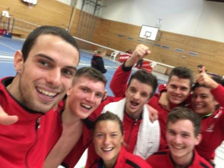BCO 1 nach zwei Auswärtssiegen in München_2018